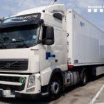 Denuncian en la Jonquera dos camioneros por conducir bebidos y bajo efectos de las drogas