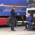 Las empresas del sector del transporte buscan chóferes con urgencia