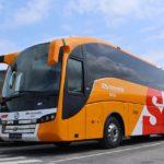 Grupo Moventia ofrece sueldos cercanos a 2.400 €, a conductores de autobús internacional