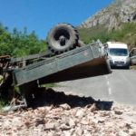 Fallece un joven de 25 años tras volcar su tractor en Yernes y Tameza en Asturias