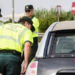 La Guardia Civil de Requena auxilia a unos traficantes tras un accidente y luego los detiene