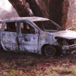 Asaltan y agreden con violencia a un taxista talaverano y después queman su coche