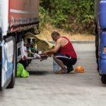 Los camioneros, una profesión en peligro de extinción
