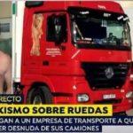 El letrado del camionero condenado por exhibir la foto de una mujer se desnuda ante Griso