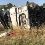 Accidente mortal: el conductor del camión había acumulado hasta 24 infracciones al tacógrafo.