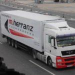 M Herranz necesita  chóferes C+E reparto supermercados 2.758€