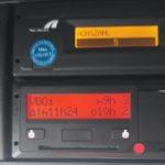 Trabajo valida el tacógrafo como sistema de registro de la jornada de los conductores