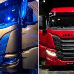 Llega la sensación del momento, el nuevo y emblemático Iveco S-Way, con diseño centrado en el conductor