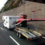 """Este verano, vacaciones en """"Autocaravana y Helicóptero"""""""