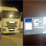 Imán para alterar el tacógrafo: licencia suspendida para un conductor de camión