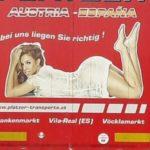 El Ayuntamiento de Vila-Real contra Platzer por el uso de mujeres sensuales en sus camiones