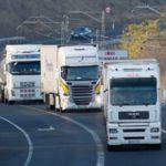 Se pide el reconocimiento para los 450.000 transportistas españoles al servicio de la sociedad
