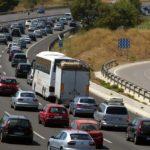 Un accidente causa 19 km de retención en la AP-7 entre Vilafranca y Sant Sadurní