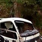 Mueren siete niños y dos adultos tras sufrir el camión en el que viajaban un fallo en los frenos y estrellarse en Filipinas