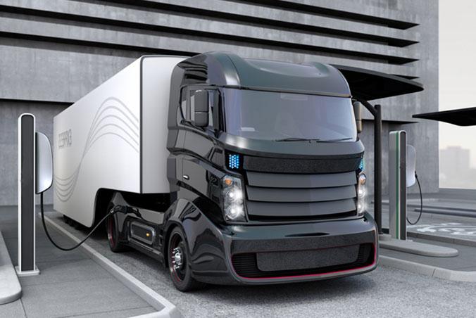 camiones electricos