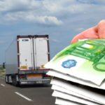 Los camiones pagarán más por circular por Europa