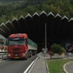 Prohíben la circulación a camiones EURO3 en el túnel del Mont Blanc de Septiembre hasta Enero