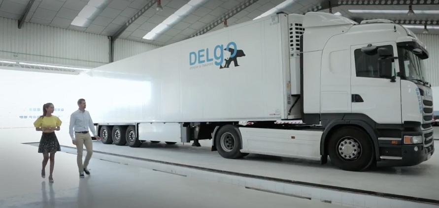 Delgo operador de transporte paga 2.200€ limpios con cotización alta, ruta centro y este del país