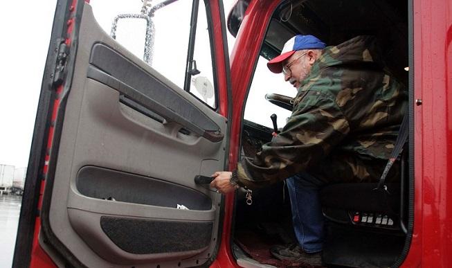 En EE.UU. los camioneros también se sienten maltratados, incomprendidos, solos y aislados