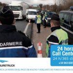 Multa de 34.715 euros por manipulación del tacógrafo