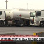 El Gobierno portugués decreta estado de emergencia energética por huelga de los camioneros de mercancías peligrosas
