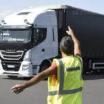 Multa de 45.000€, a la espera de la sentencia, a una empresa rumana por hacer trabajar a los camioneros durante los periodos de descanso