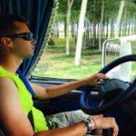 El futuro camionero verá crecer a sus hijos y estará más en casa con la familia
