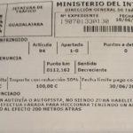 La Guardia Civil multa a un camionero por pararse a orinar en la A-2