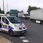 Un ladrón asesina a un camionero en la cabina en la A1 aparcamiento de Vémars – Francia