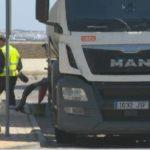 Un Camión con matrícula española, ha sido visto abastecer una gasolinera en  Portugal