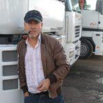 """Poema al camionero fallecido Pedro """" El Michelín"""" el mago que pintó las carreteras europeas de sueños"""