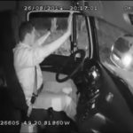 Se busca a los atracadores que fueron filmados robando un camión de combustible