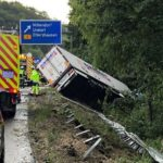 """Fallece un camionero de """"65 años"""" en un trágico accidente en la A-3 Alemania"""