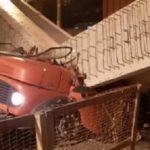 Cae sobre un camión una viga de 55 toneladas y mata al camionero y su ayudante