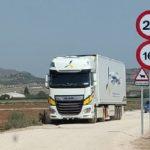 Denuncian el paso de camiones de gran tonelaje por caminos prohibidos para estos vehículos
