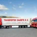 Transportes Caudete absorbe a una participada