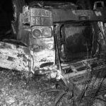 Los Alfaques y el camión en el camping infierno