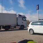 Detenido un hombre de 68 años cuando robaba gasóleo de un camión en Becerreá