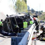 Fallece un camionero carbonizado, al colisionar contra un coche detenido en la A6 ponferrada