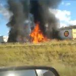 Fallece marido y mujer que trabajaban a doble tripulación, al colisionar su camión contra otro en la Interestatal 10