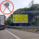 Si vas por la AP7 «ATENCIÓN» al tramo entre Fornells y Vilademuls habilitado para vehículos sin conductor
