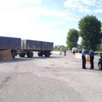 Investigan la muerte de un camionero atropellado por otro, como posible asesinato por que habían discutido