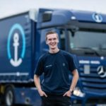 El presidenteFederal deTransporte de Austria quiere el carné de camión a los 16 años