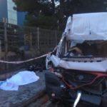 Muere el conductor de una furgoneta tras chocar con la trasera de un camión en Castellbisbal