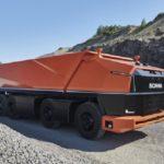 Llega el nuevo Scania sin conductor, un camión totalmente automático que no tiene cabina