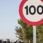 Un radar ha multado durante 20 días por superar 90 km/h en un tramo limitado a 100 en la N-330