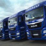 Mazo soluciona la falta de conductores nacionales, con búlgaros de una ETT para 140 camiones nuevos