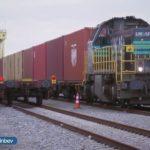 Un tren, en lugar de 5.000 camiones, para entregar cerveza al puerto de Amberes