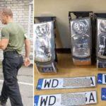 El ladrón de piezas de camiones era un camionero: se enfrenta a 5 años de prisión en Polonia