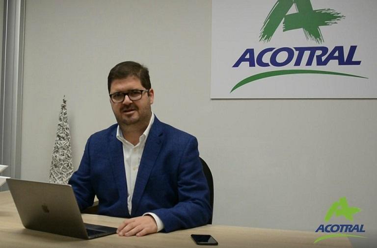 Presidente de Acotral «Nadie quiere vivir en un camión, ahora se demanda conciliación y tiempo libre»